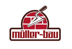 Müller Baugeschäft - Logo